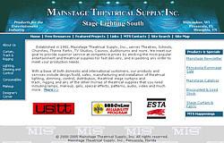 Visit the Mainstage Web Site